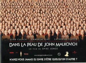 dans la peau de John Malkovich est le film qui a fait connaître le scénariste Charlie Kaufman