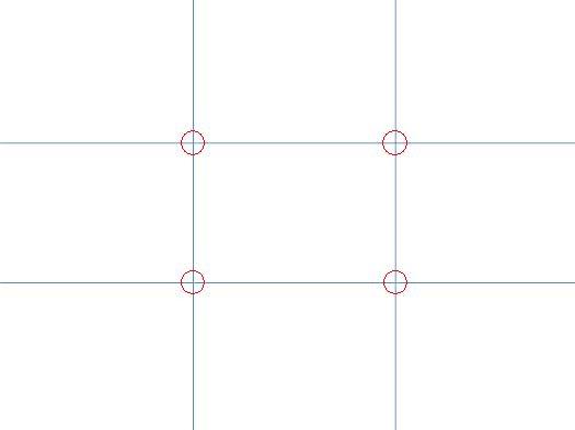 la règle des tiers et la composition de l'image