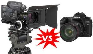 5D Mark 2 ou caméra ? Que choisir pour un tournage