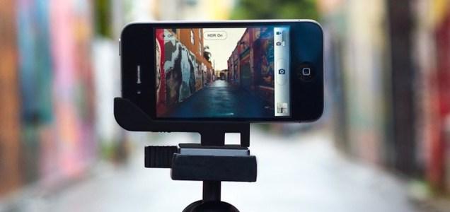 tournage avec iphone