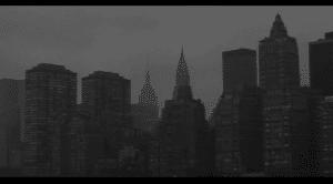 un plan général de new york dans le film de Woody Allen