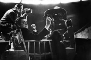 Le réalisateur Stanley Kubrick