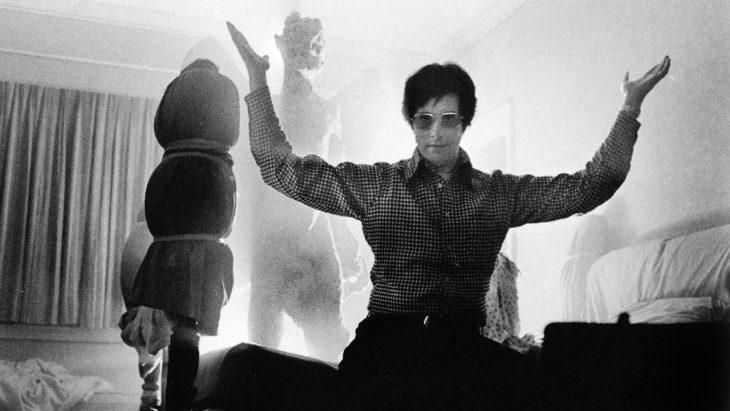 William Friedkin, réalisateur et directeur d'acteurs sur l'Exorciste