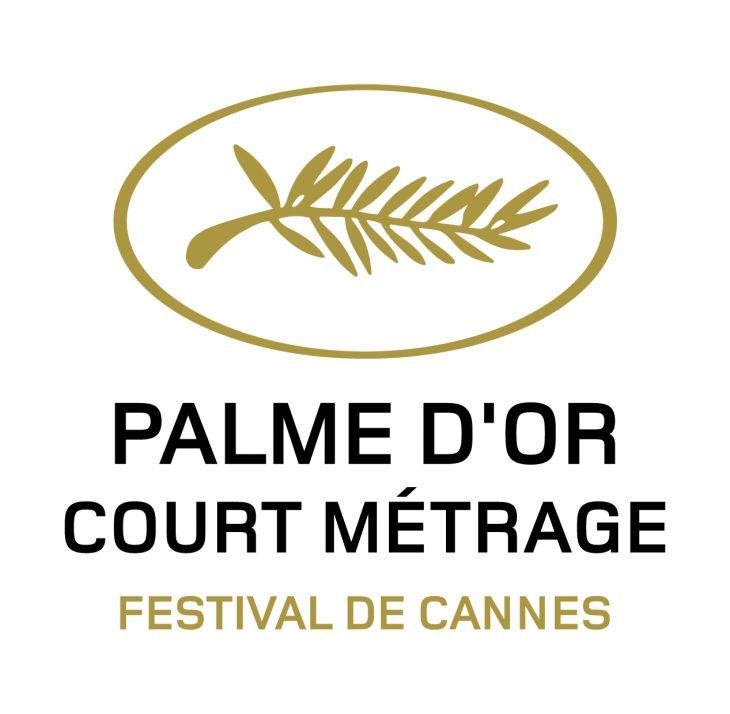 logo court métrage du festival de cannes - palme d'or