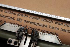 ecrire un scenario