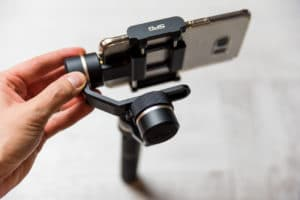 stabilisateur smartphone