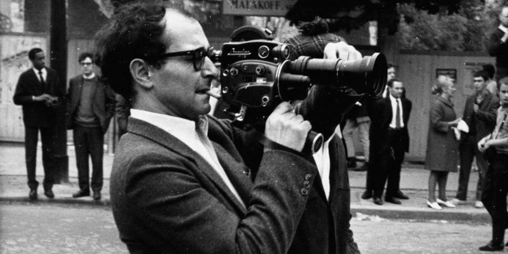 réalisateur JL Godard