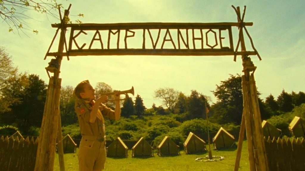 ambiance moonrise kingdom
