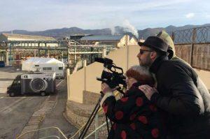 tournage de documentaire