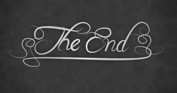 the end credits film