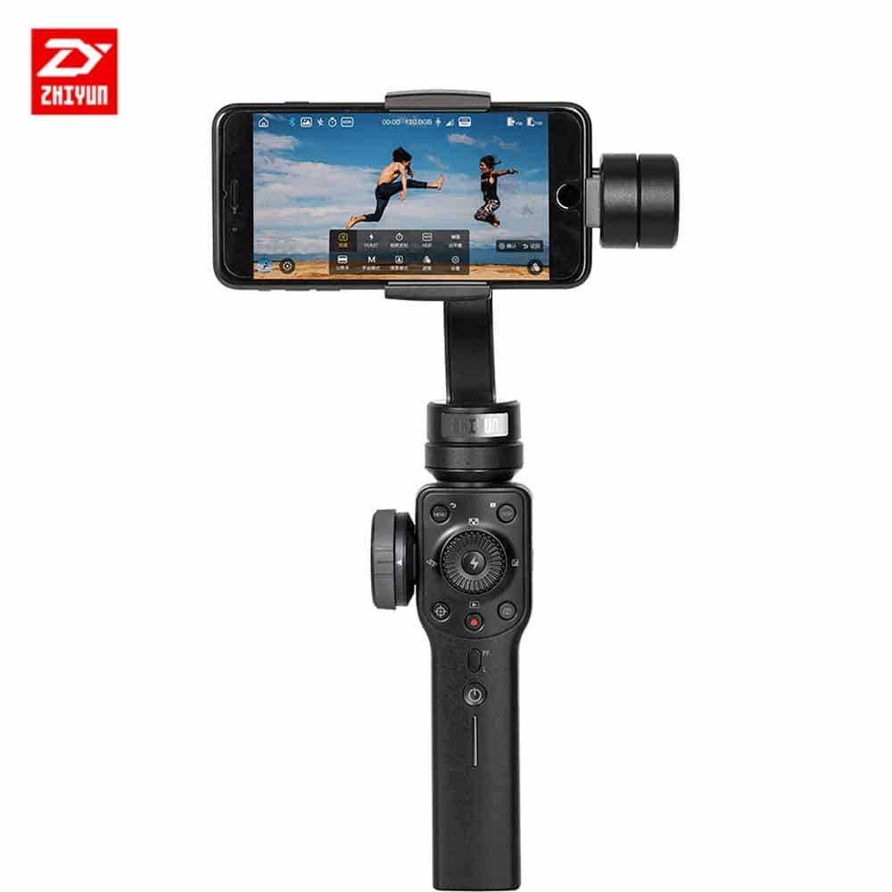 filmer avec un iphone