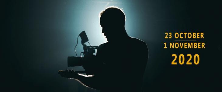 un réalisateur et sa caméra