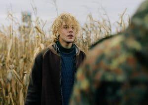 scène de Tom à la ferme de Xavier Dolan